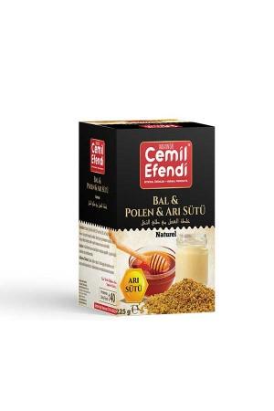 Bal & Polen & Arı Sütü 225 Gr