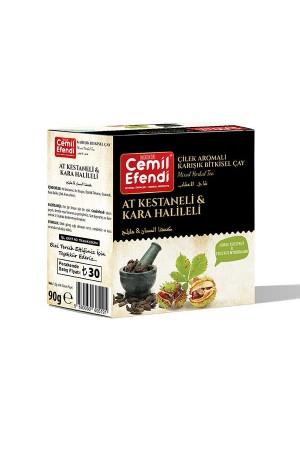 Horse Chestnut & Fructus Myrobalani Tea 60 Pcs
