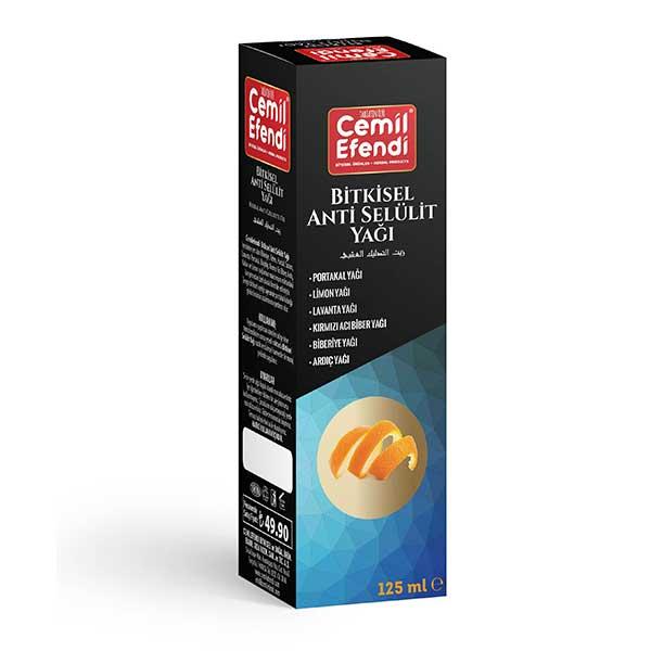 Anticellulite Oil 125 ml