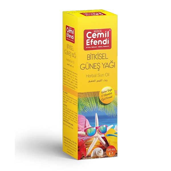 Herbal Sun Oil 125 ml
