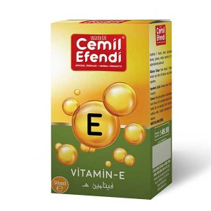 E Vitamin 50 ml
