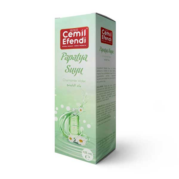 Chamomile Water 125 ml (With Argan Extract)