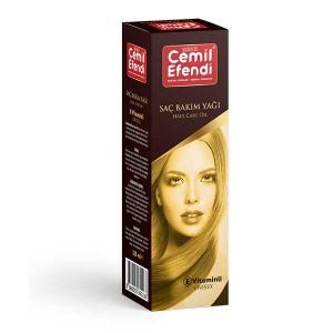 Saç Bakım Yağı 125 ml