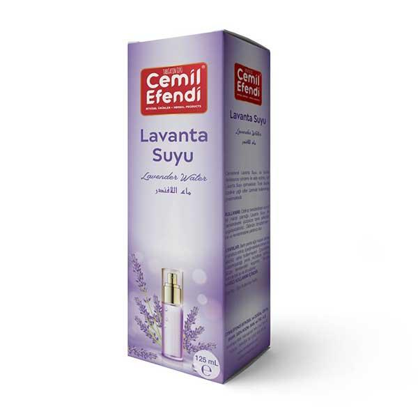 Lavender Water 125 ml