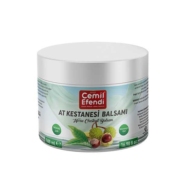 Horse Chestnut Balsam Gel 500 Ml