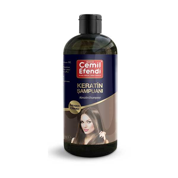 Cemilefendi Keratin Şampuanı 400 ml