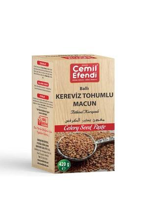 Kereviz Tohumlu Macun 420 Gr