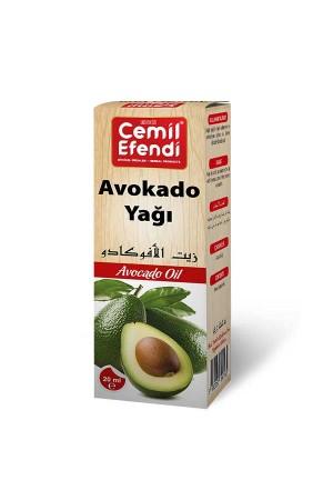 Avokado Yağı 20 ml