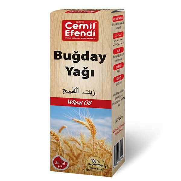 Wheat Oil 20 ml