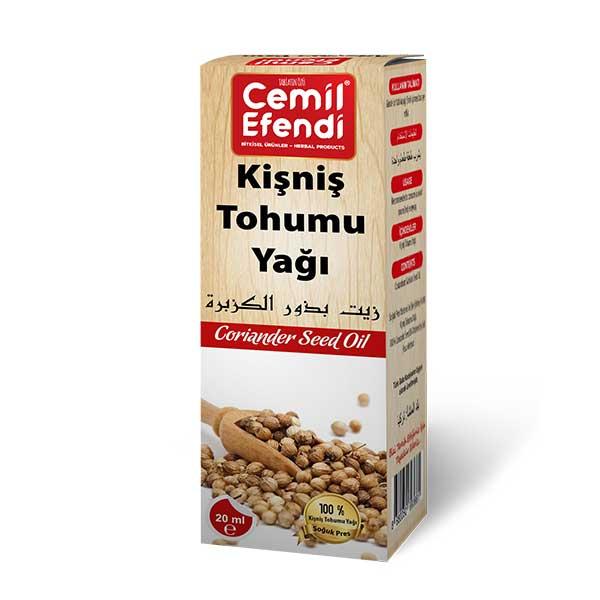 Corriander Seed Oil 20 ml