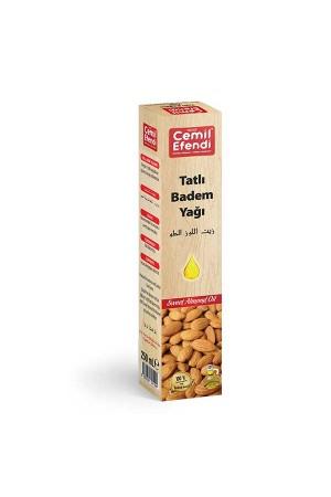 Tatlı Badem Yağı 250 ml