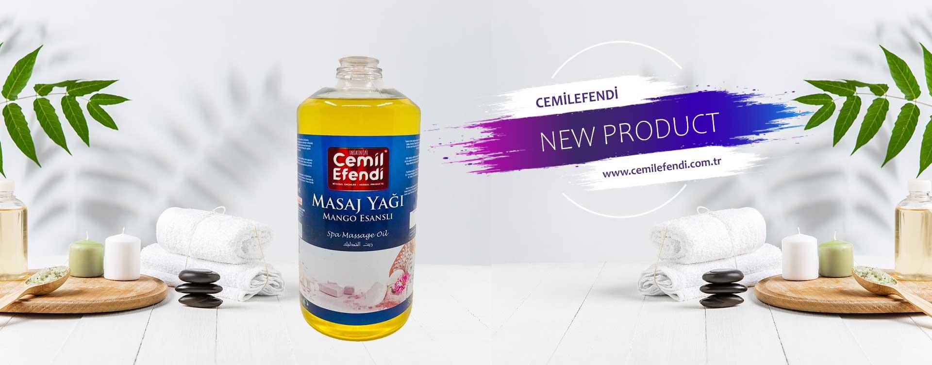 Spa Massage Oil 1000 ml